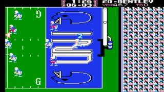 Tecmo Bowl - Week 10 Cleveland - Vizzed.com GamePlay - User video