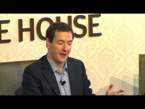 Coffee House: Tony Blair and George Osborne
