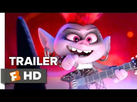 Trolls World Tour Trailer #1 (2020)   Movieclips Trailers