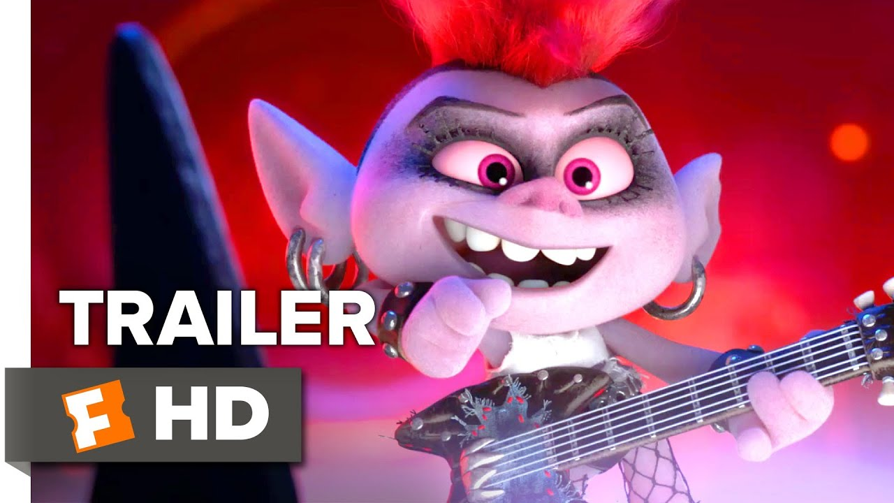 Trolls World Tour Trailer 1 2020 Movieclips Trailers Youtube