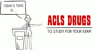 acls drugs review