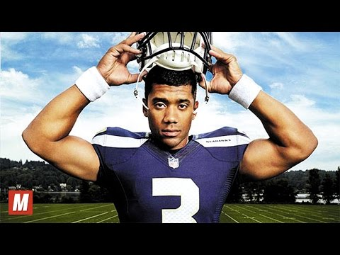 Russell Wilson Training Camp   Workout Routine   NFL Highlights