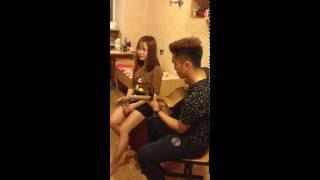 Gửi Anh Xa Nhớ -  Guitar Cover Cút Em