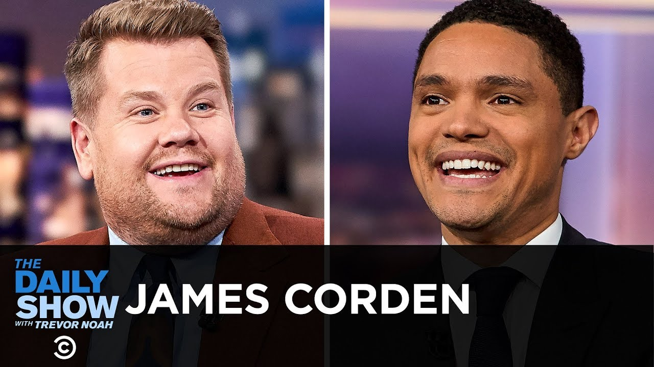 "James Corden - ""The Late Late Show"" and Celebrating Theater at The Tony Awards 