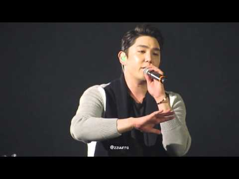 [FANCAM] 150503 SS6INA - Kangin Solo - Heartache by FT Island