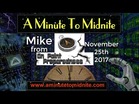 Artificial Intelligence Nightmare & the Global Beast System - Mike from Onpoint Preparedness