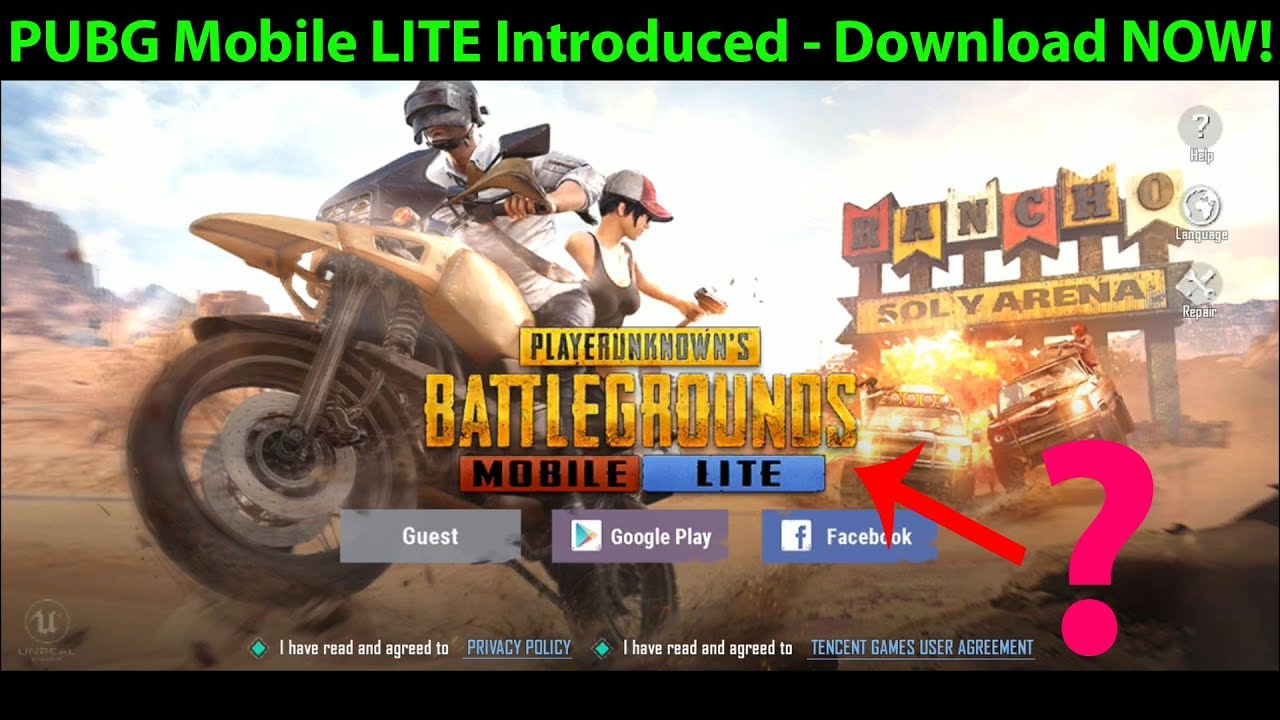 Pubg Mobile Lite Introduced With  Players Smaller Map More Download Links Included
