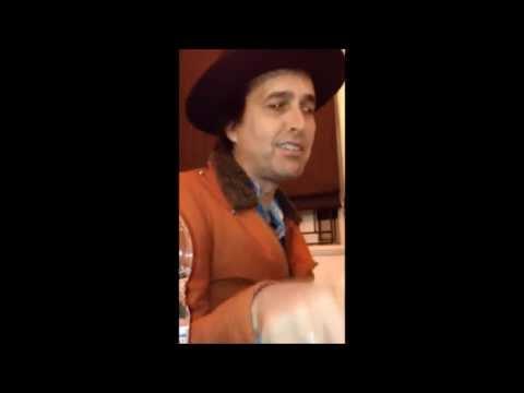 Chuck Prophet interview part 2 (Hebden Bridge 15th October 2014)