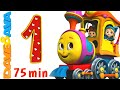Numbers Song Collection Number Train 1 To 10 Counting Songs And Numbers Songs From Dave And Ava mp3