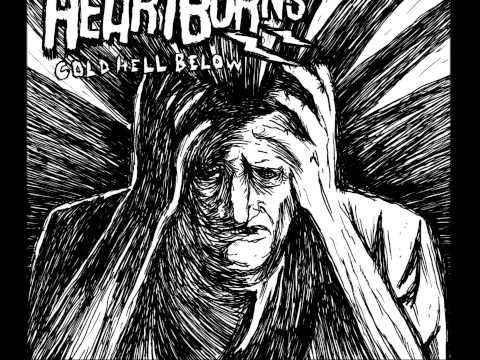 The Heartburns - Cold Hell Below (2014 new song w/lyrics)
