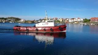 Bogserbåten Sven