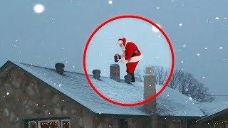 Noel Babanın Var Olduğunu Kanıtlayan 5 Video Kaydı