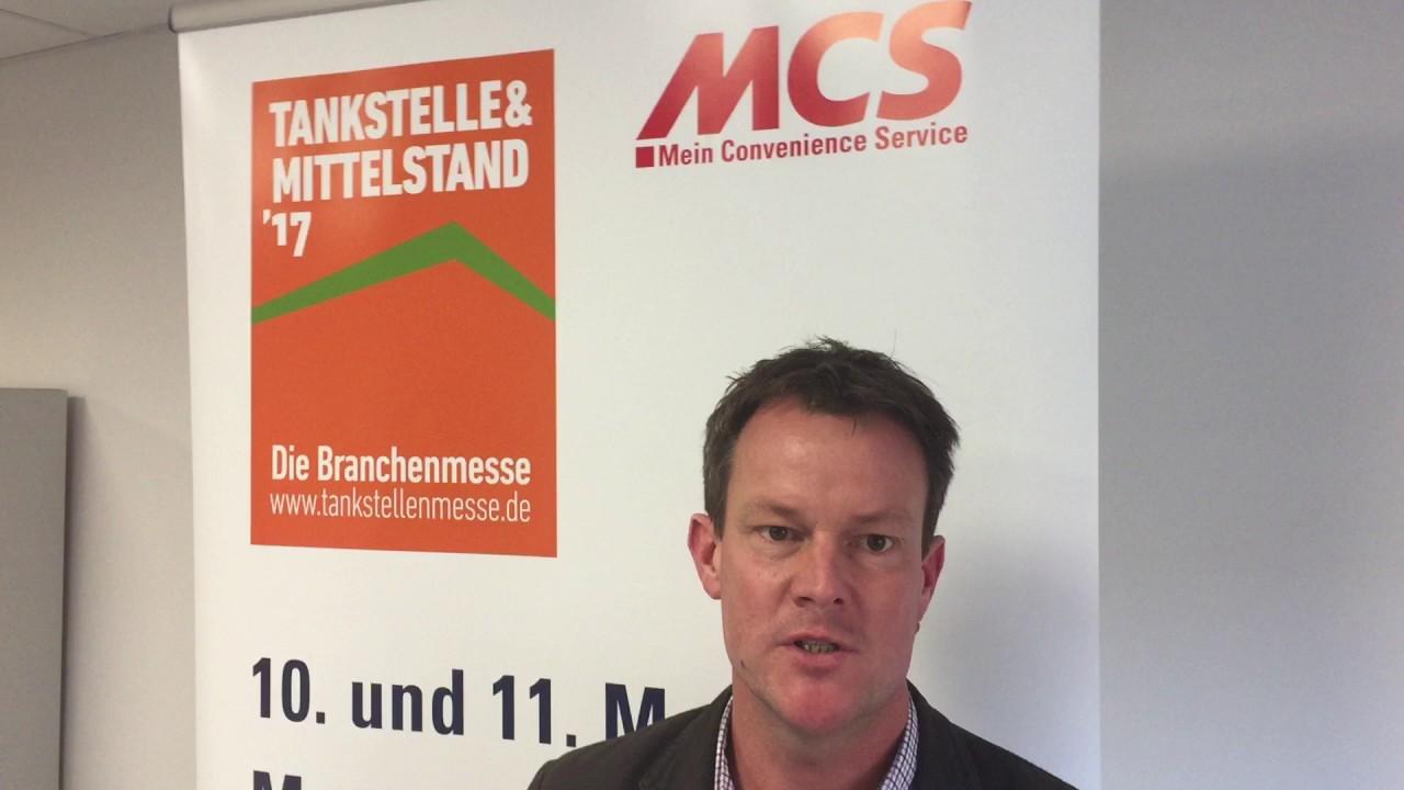 MCS - Shoplieferant mit Gesicht: Jens Schröder lädt zur Messe ...