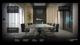 Vidéo présentation Waycom