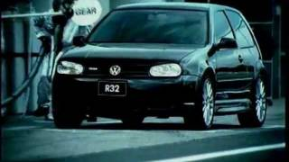 Old school 2004 VW R32 commercial.
