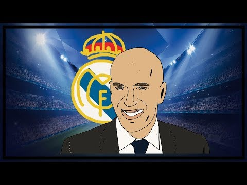 Real Madrid Tactics: Zidane's Unbalanced Squad