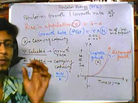 Population ecology part 4 r and k selection
