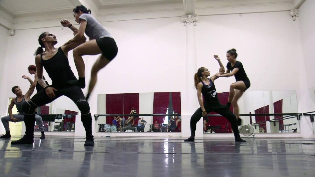 video: Malpaso Dance, Indomitable Waltz