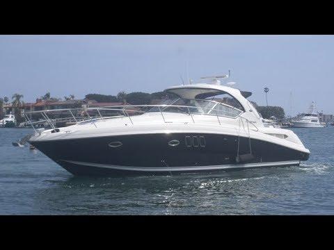 Sea Ray 390 Sundancer Express Cruiser Tour By SMYYACHTS