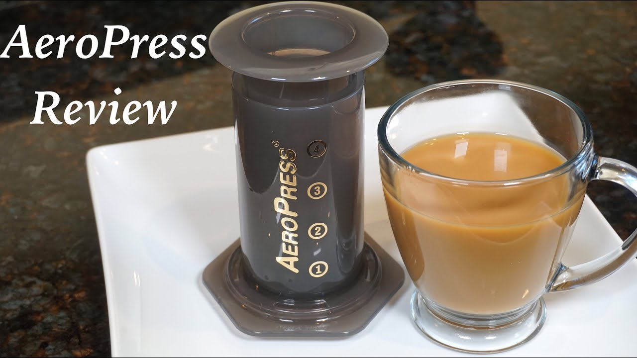 Aeropress Coffee and Espresso Maker Review - YouTube