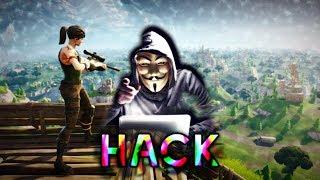 Exposer un hacker et trouver 4 lamas dans la bataille royale fortnite