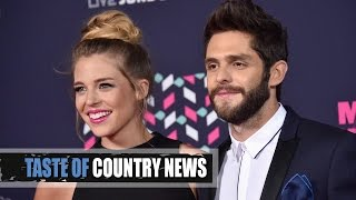 "Thomas Rhett: ""Star of the Show"" First Written About Wife Lauren"