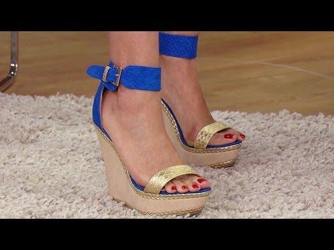 Escoge sandalias según tu tipo de pie