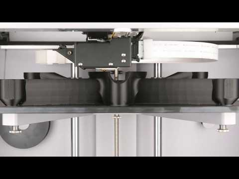 Mark X Industrial 3D Printer Timelapse Singapore