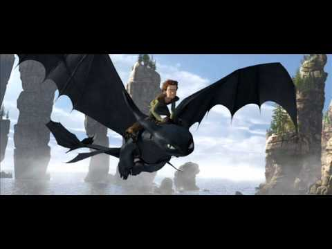 youtube how to train your dragon test drive piano