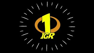 Crazy Lewin Show G1 IGR-IAE 2018