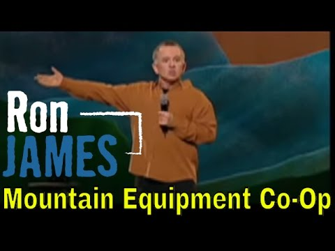 Mountain Equipment Co-Op | Ron James: West Coast Wild