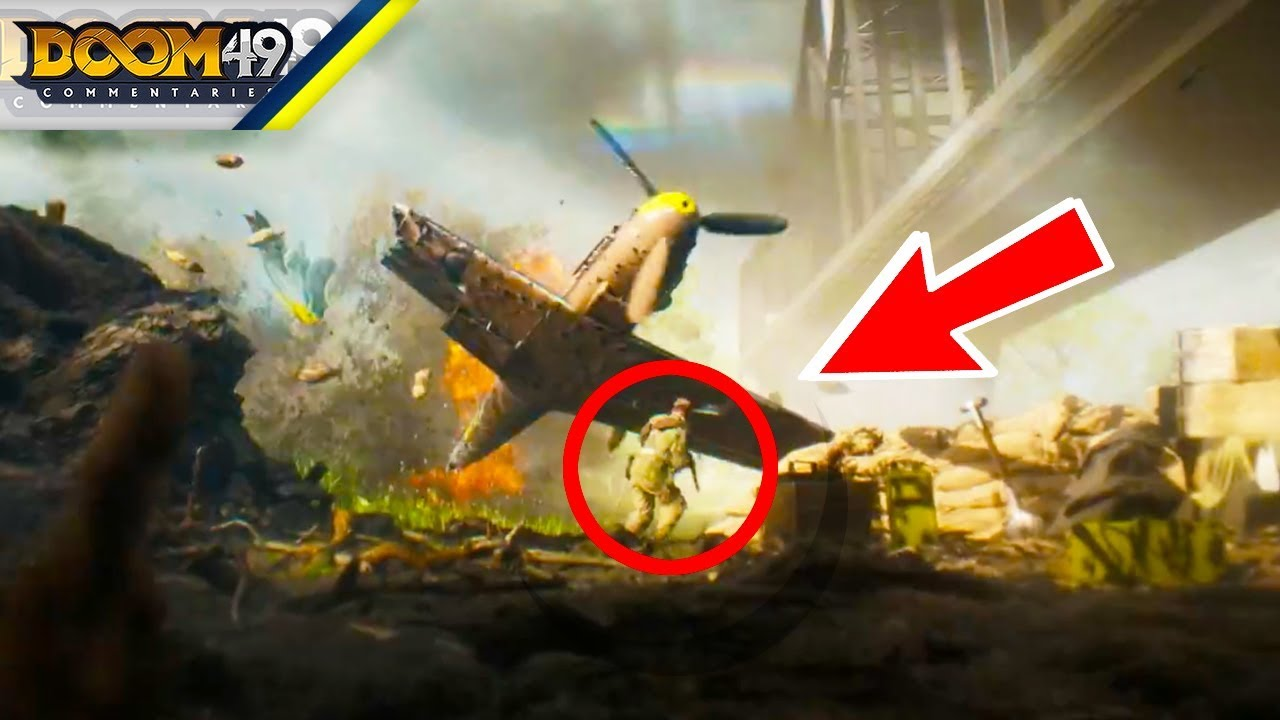BATTLEFIELD 5 Trailer Details You Might Have Missed BF5 Gameplay