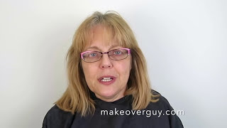 MAKEOVER: I Want to Grow Out My Gray, by Christopher Hopkins, The Makeover Guy®