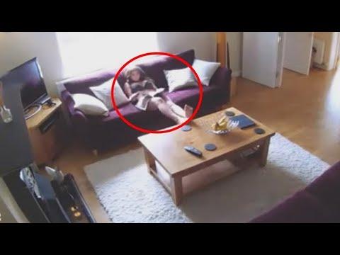 Nu Știau Că Sunt Filmați! Momente UIMITOARE Surprinse DE CAMERA Video.TOP 25