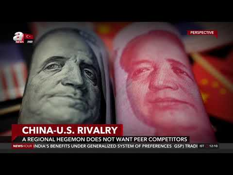 #Perspective: China-U.S. Rivalry