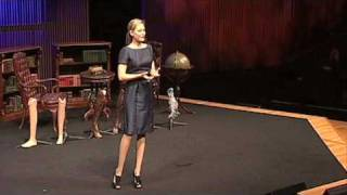 It's not fair having 12 pairs of legs | Aimee Mullins