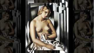 A tribute to *Tamara De Lempicka*