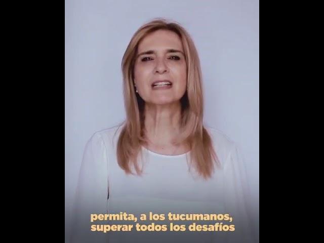 Saludo de Fin de Año de la Senadora Silvia Elías de Pérez