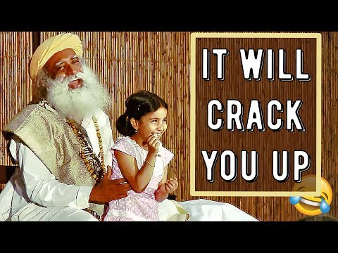 Sadhguru funniest and
