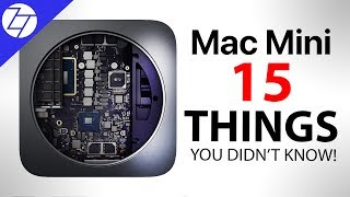 NEW Mac Mini - 15 Things You Didn