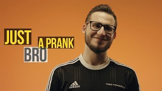 Download COFFI - JUST A PRANK BRO ( КЛИП НА 3.000.000 ПОДПИСЧИКОВ ) Mp3 and Videos