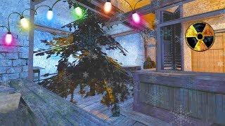 ЁЛОЧКА В БАРЕ. Ночь перед Рождеством 2