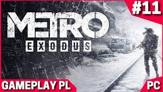 Metro Exodus PL #10 - Podziemne Archiwum KGB | gameplay PC po Polsku