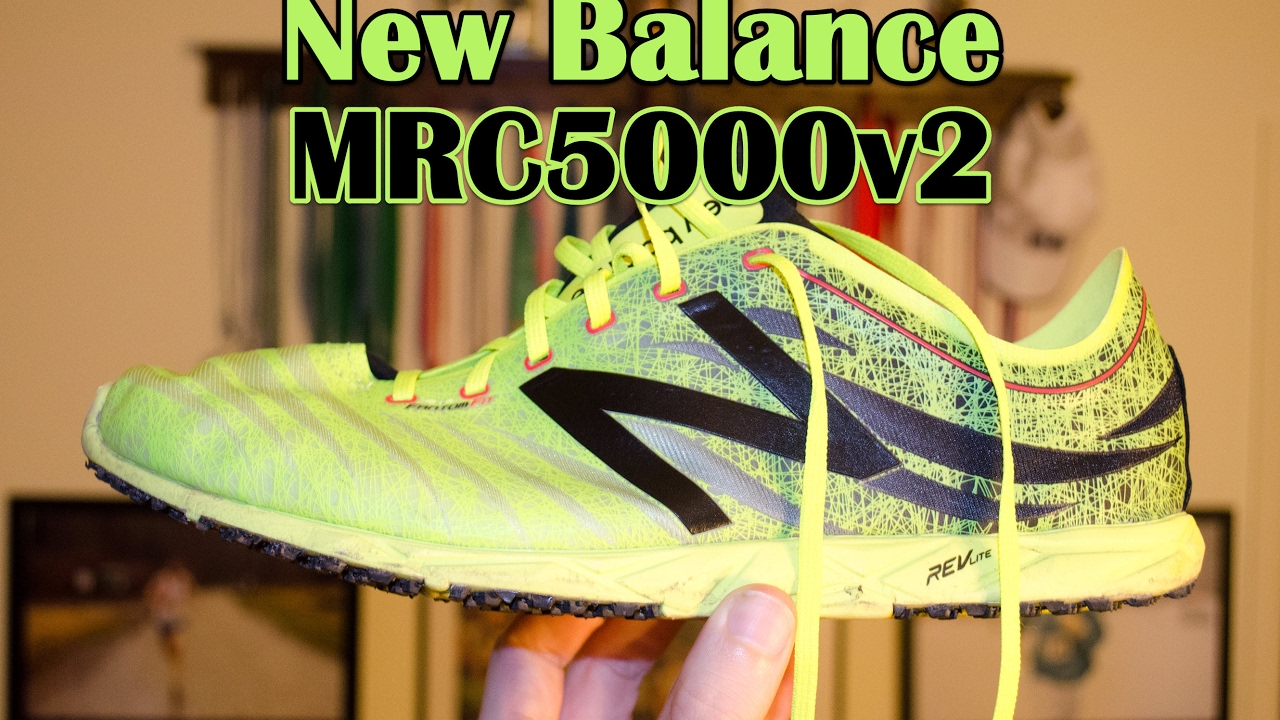 New Balance RC5000v2 Review - YouTube
