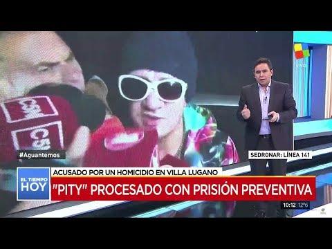 Pity Álvarez procesado por homicidio agravado