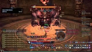 【K TERA】Berserker VS Solo Dungeon : Golden Labyrinth TEST