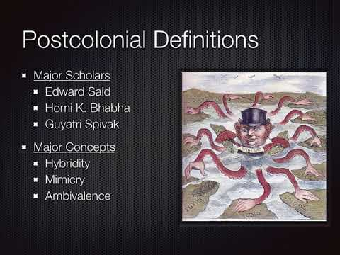 Week 3 Lecture 2 The Bible and Postcolonialism