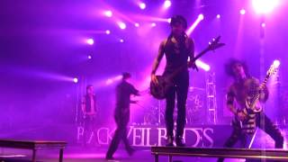 Black Veil Brides - In the End - London (15.02.2013, O2 Academy Brixton)