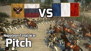 Napoleon Total War Online Battle #7 (1v1) - Russian Roar