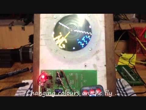 Persistence Of Vision - Arduino Project Hub